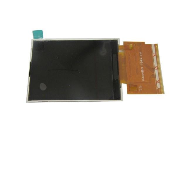 LCD رنگی 2.8 اینچ tft 2.8inch بدون تاچ اورجینال اینانبو 2.8-کویرالکتریک