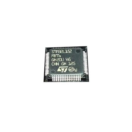 میکروکنترلر stm32l152rbt6 /اورجینال - کویرالکترونیک