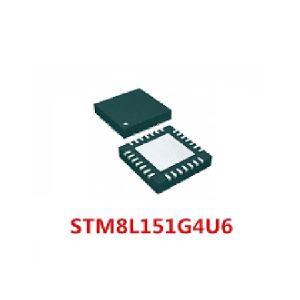 میکروکنترلر stm8l151g4u6 /اورجینال - کویرالکترونیک