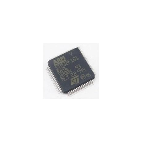 میکروکنترلر stm32f101rbt6 /اورجینال - کویرالکترونیک