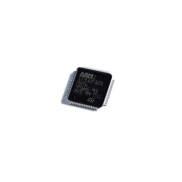 میکروکنترلر stm32f105rbt6 /اورجینال - کویرالکترونیک