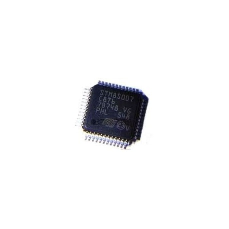 میکروکنترلر stm8s007c8t6 /اورجینال - کویرالکترونیک