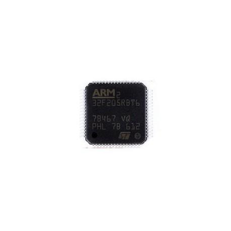 میکروکنترلر stm32f205rbt6 /اورجینال - کویرالکترونیک
