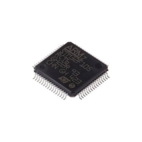 میکروکنترلر stm32f105rct6 /اورجینال - کویرالکترونیک
