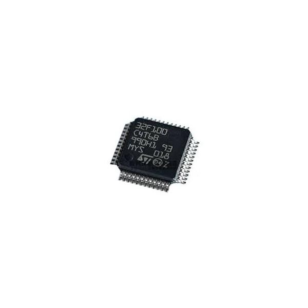 میکروکنترلر stm32f100c4t6b اورجینال - کویرالکترونیک