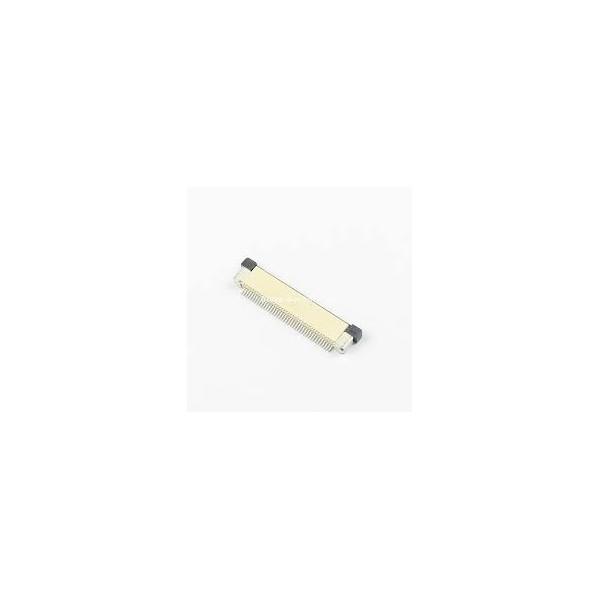-fpc 40pin .5mmسوکت مخصوص السیدی 40 پین محصول کویر الکترونیک