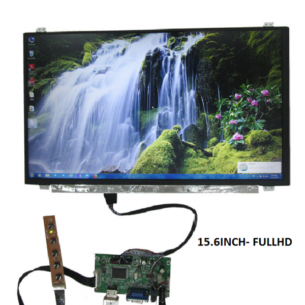 ال ای دی 15.6 اینچ -LED 15.6 INCH- FULLHD -edp -1920*1080 -S8- NV156FHM - IPS