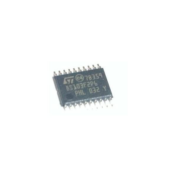 میکروکنترلر STM8S103F2P6/ اورجینال- کویرالکترونیک