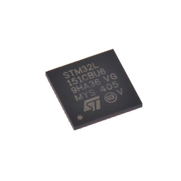 میکروکنترلر STM32L151CBU6  /اورجینال- کویرالکترونیک