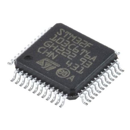 میکروکنترلرSTM32F103C6T6A /اورجینال- کویرالکترونیک