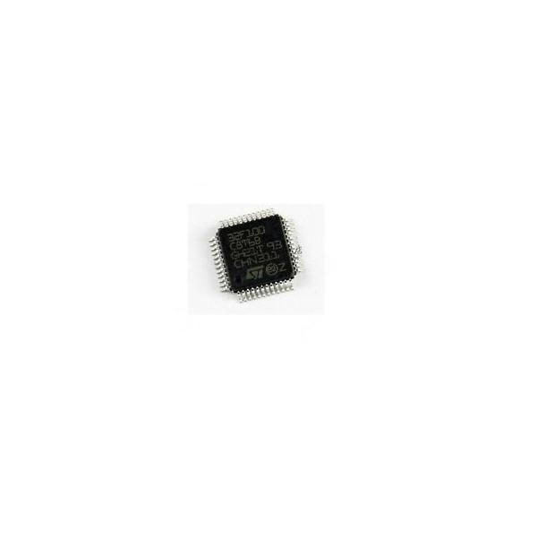 میکروکنترلر  STM32F100R8T6B / اورجینال -کویرالکترونیک