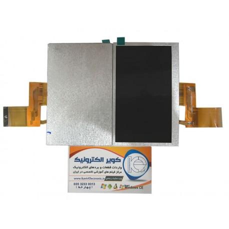 السیدی 4.3 اینچ اورجینال بدون تاچ رزولیشن 480x272-کویرالکترونیک
