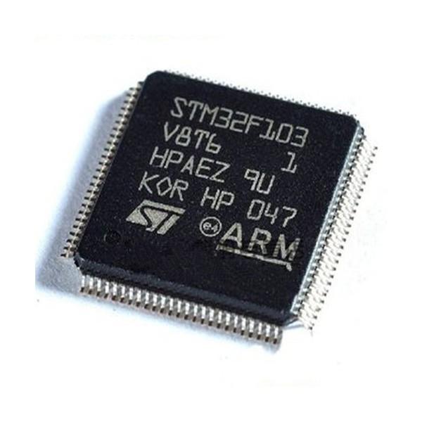 میکروکنترلرSTM32F103V8T6 /اورجینال