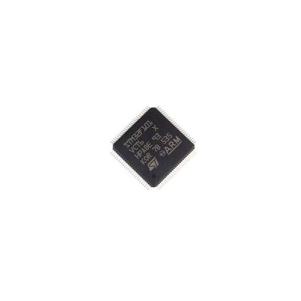 میکروکنترلرSTM32F101VcT6 /اورجینال - کویرالکترونیک