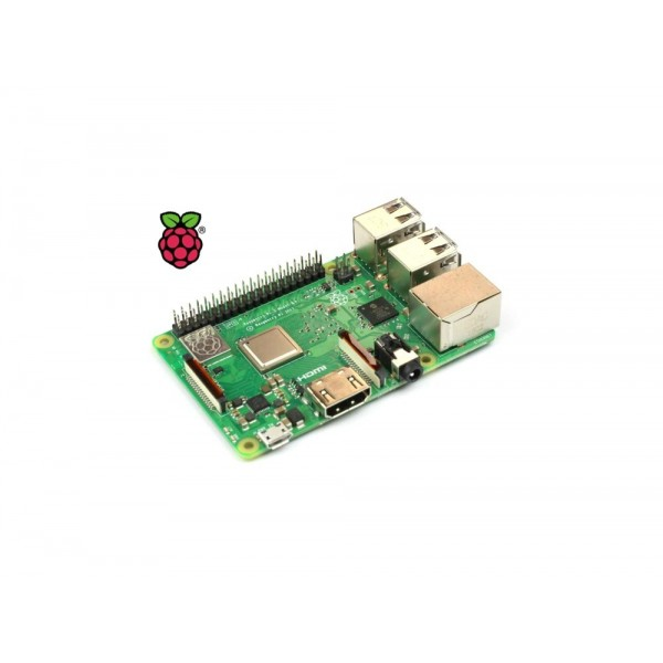raspberry pi 3 model B+ made in UK -کویرالکترونیک