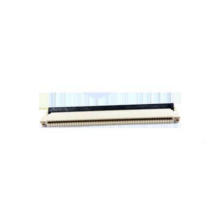 fpc 50pin 0.5mm bottom connect-new سوکت 50پین- مدل جدید کویرالکترونیک