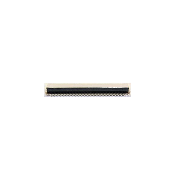 fpc 50pin 0.5mm top connect-new سوکت 50پین- مدل جدید- کویرالکترونیک
