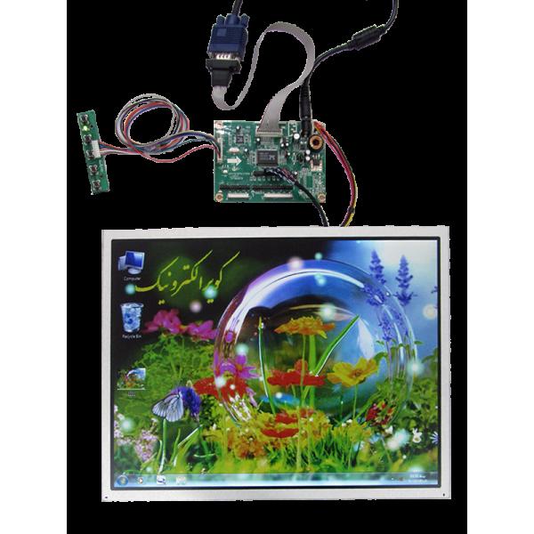 السیدی 15.0 اینچ مربعی lcd 15.0 inch 1024*768 کاملا نو واورجینال- کویرالکترونیک