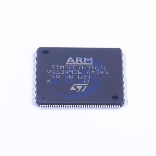 میکروکنترلر STM32f769igt6 /اورجینال -New and original+گارانتی-کویرالکترونیک