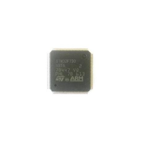 میکروکنترلرstm32f730v8t6- اورجینال-New and original+گارانتی-کویرالکترونیک