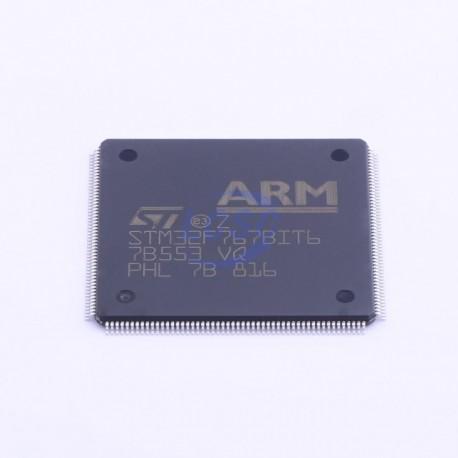 میکروکنترلرstm32f767bit6- اورجینال-New and original+گارانتی-کویرالکترونیک