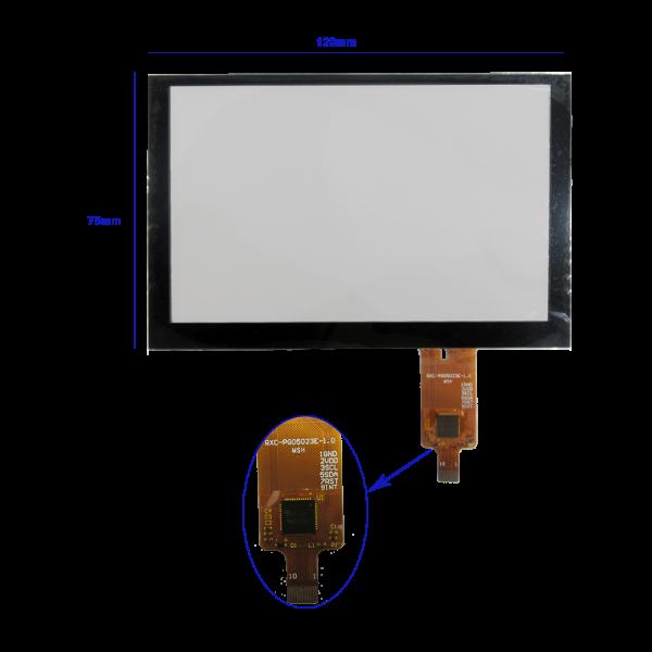 تاچ خازنی 5.0 اینچ مدل ft5316- 5 inch