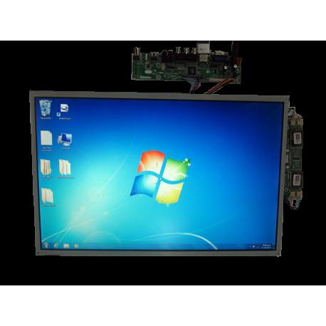 السیدی  19.0 اینچ lcd 19 inch- با رزولوشن   900×1440کیفیت خوب- کویرالکترونیک