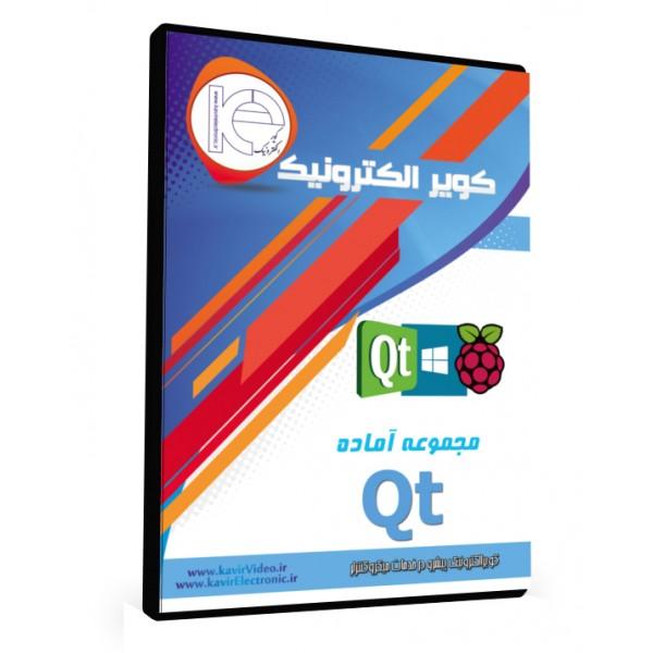 مجموعه آماده کیوت بستر X11 برای برد رزبری پای 3 نسخه 1.1+به همراه 32 گیگ مموری