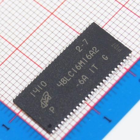 رم MT48LC16M16A2P-6AIT TSOP54 SDR SDRAM-  new&original