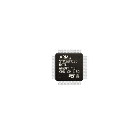 میکروکنترلر stm32f030rct6 اورجینال -New and original+گارانتی