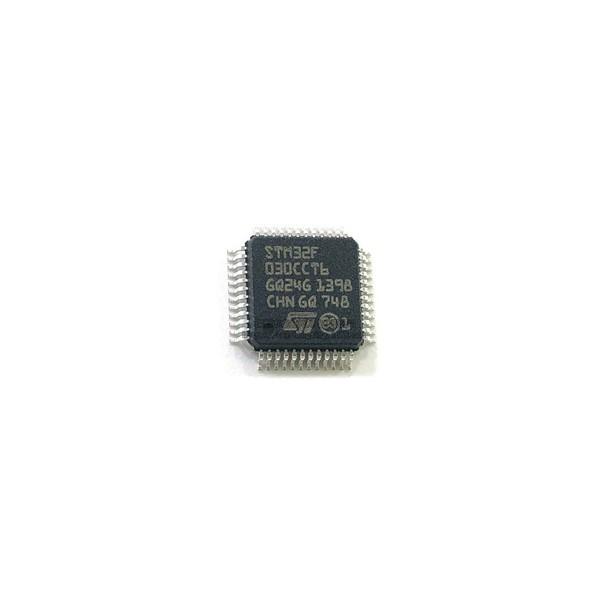 میکروکنترلر STM32F030CCT6 اورجینال -New and original+گارانتی