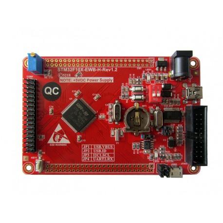 برد مینی و کاربردی stm32f107-EWB-H-REV1.2 با قیمت مناسب- کویرالکترونیک