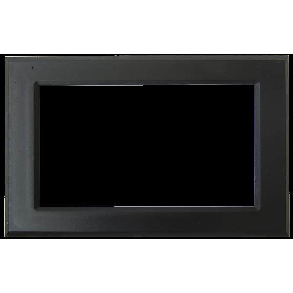 فریم 7 اینچ مشکی استاندارد - کویرالکترونیک