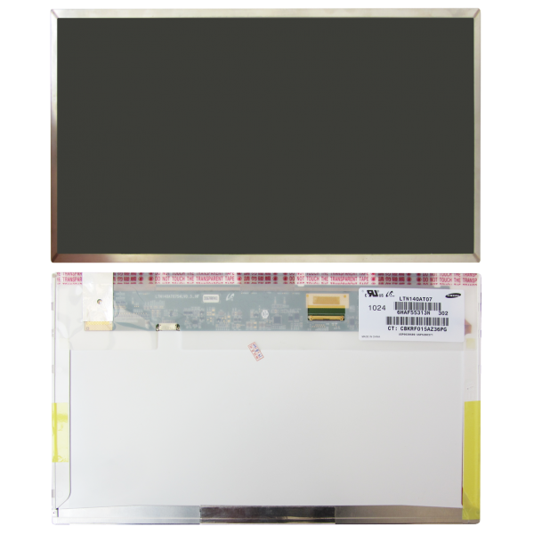LED 14.0 inch 1366x768 با کیفیت بالا- کویرالکترونیک