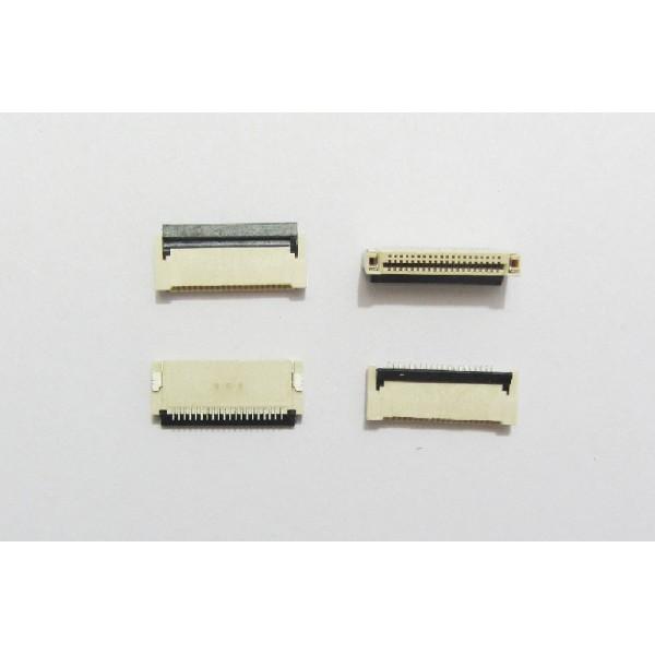 کانکتور اهرمی FPC 20 PIN 0.5mm Top Bottom Connector