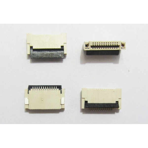 کانکتور اهرمی FPC 12 PIN 0.5mm Bottom Connector