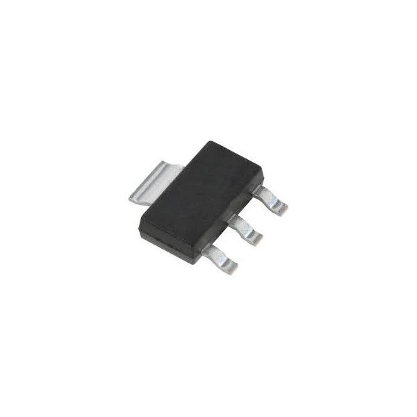 mcp1700t رگولاتور 2.8 ولت- کویرالکترونیک