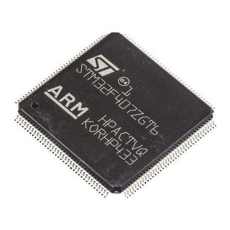 میکروکنترلر STM32f407ZGT6 اورجینال-New and original+گارانتی کویرالکترونیک