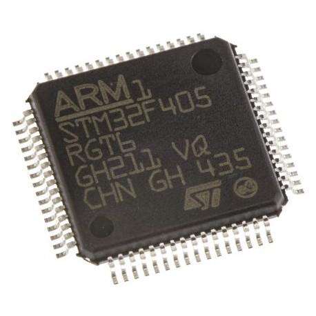 میکروکنترلر STM32f405RGT6 اورجینال-New and original+گارانتی کویرالکترونیک