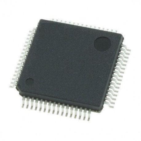 میکروکنترلر STM32f105R8T6 اورجینال-New and original+گارانتی -کویرالکترونیک