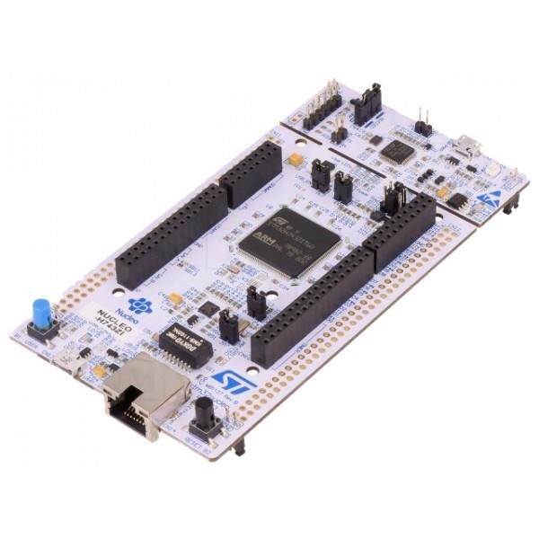 برد NUCLEO-H743ZI کویرالکترونیک