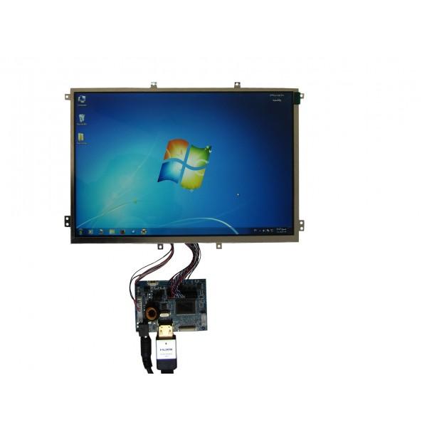 ال سی دی 10.1 با رزولوشن 1280(RGB)×800 (WXGA