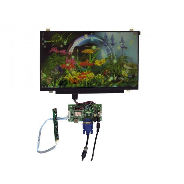 ال ای دی 14.0 اینچ -LED14.0 INCH- FULLHD -1920*1080 -S8- 30 pin edp کویرالکترونیک