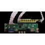 کیبرد برد بسیار کاربردی HDMI,VGA,AV 2 LCD