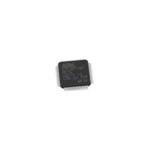 میکروکنترلر STM32F412RET6 اورجینال-New and original+گارانتی