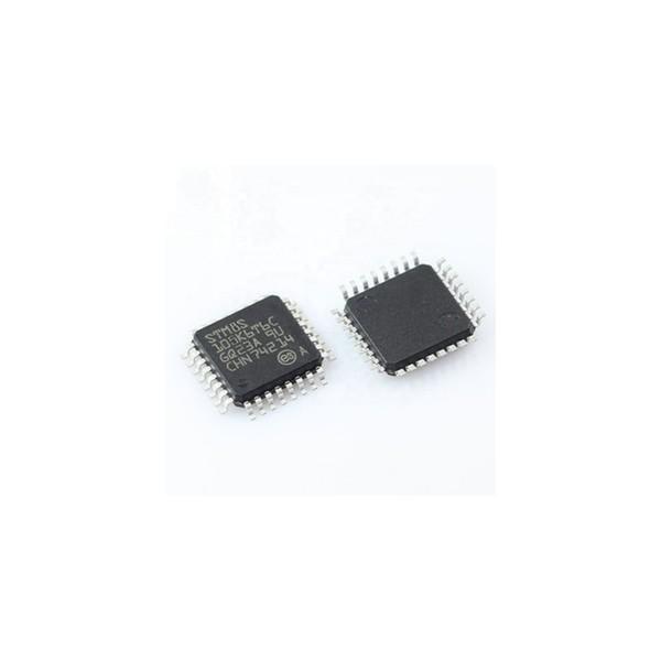 میکروکنترلر STM8S105K6T6C اورجینال-New and original+گارانتی کویرالکترونیک