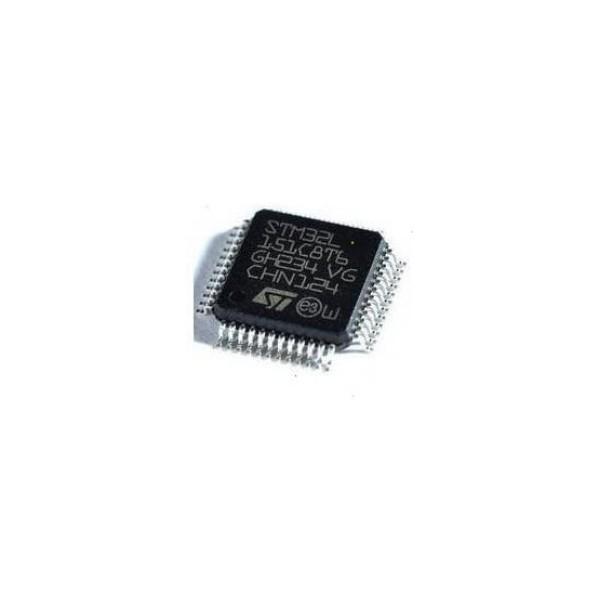 میکروکنترلر STM8L152R6T6 اورجینال-New and original+گارانتی