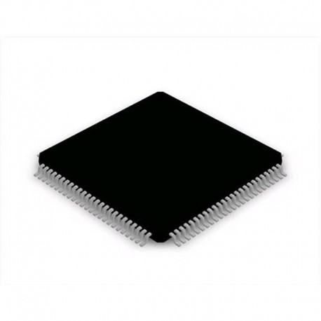 میکروکنترلر STM32F103VGT6 اورجینال-New and original+گارانتی کویرالکترونیک
