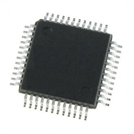 میکروکنترلر STM32F100CBT6B اورجینال-New and original+گارانتی کویرالکترونیک