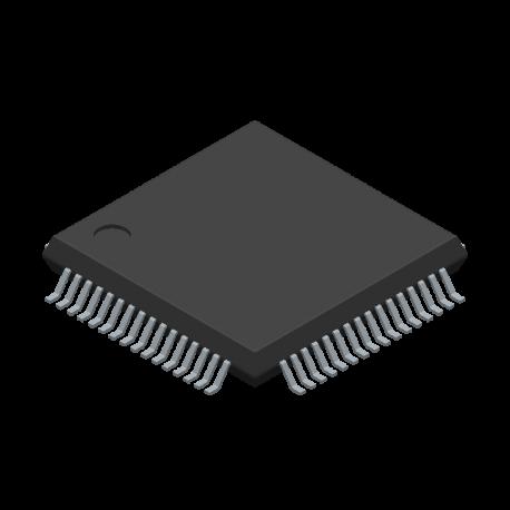 میکروکنترلر STM32L431RBT6 اورجینال-New and original+گارانتی